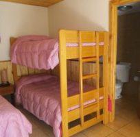 Habitación Familiar 1 cama Matrimonial 1 Camarote No Reembolsable