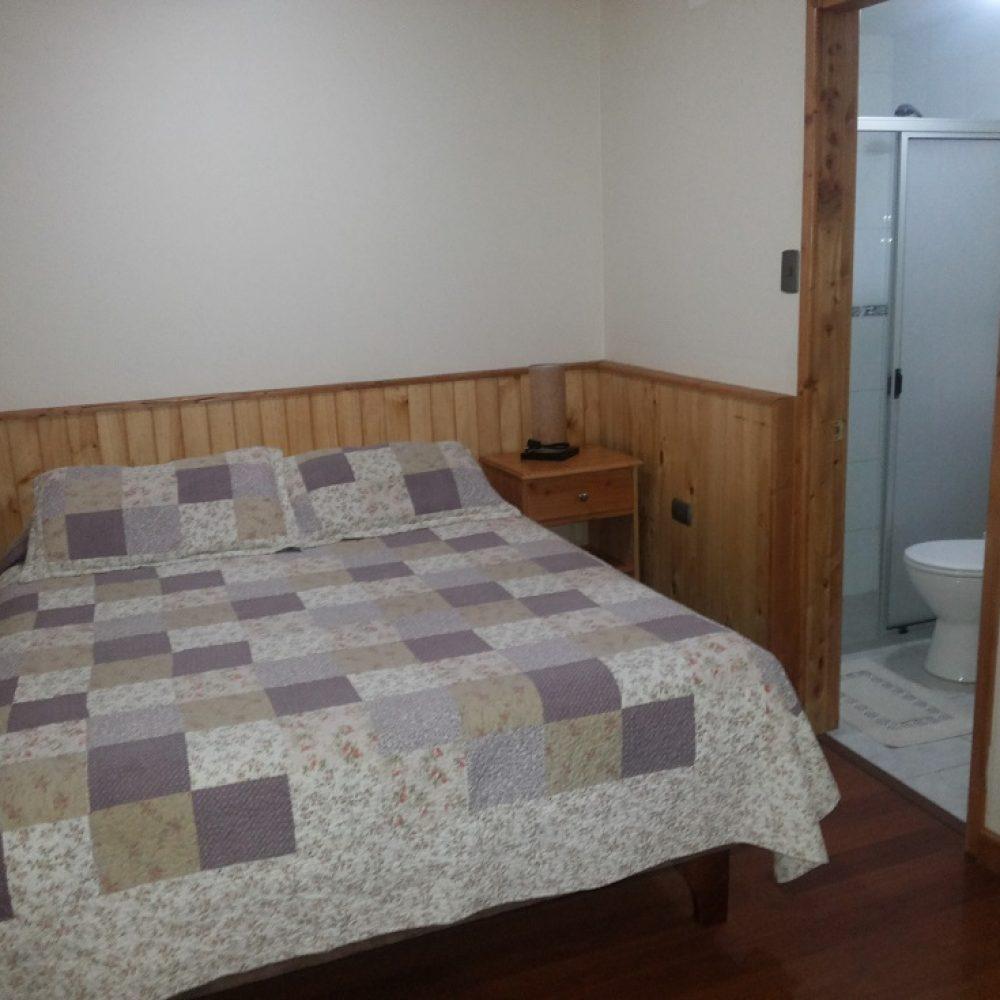 Habitación Matrimonial Superior / Baño privado